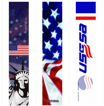 usa designed golf grips
